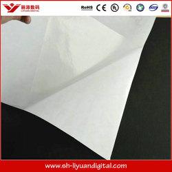 Self Adhesive pvc lamination film, flooring vinyl self adhesive