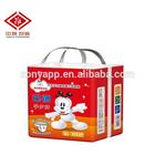 High Quality Plastic Diaper Pack Bag