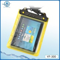 New product ipx8 waterproof swimming for ipad case
