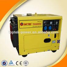 2014 new soundproof diesel generator, large fuel tank 10kva diesel generator