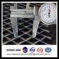 Decorativos ampliado placa de acero de malla mejor selle/anodizado de aluminio de malla de metal desplegado( iso9001:2008/certificado bv)
