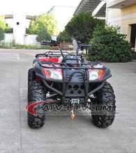 adult 500cc quad atv kawasaki with shaft drive transmission