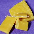 Yellow food grade wax cheap price honey beeswax grade A