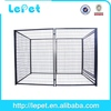 cheap large metal large outdoor galvanized metal dog kennel house
