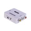 Mini Size HDMI RCA Converter HDMI to 3RCA Converter HDMI to CVBS Adapter