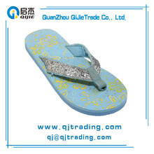 2015 latest high quality cute flip flops for women Comfortable fashion ladies flip flops