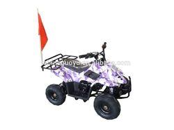 4 Stroke Stroke and Gasoline engine 110cc mini atv quad bike