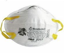 disposable Ebola virus non woven 3m 8210 n95 face mask