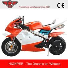 Gas Powered Pocket Bike China (PB008)