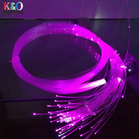2014 new color changing optical fiber