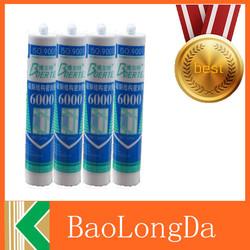 high temperature black RTV silicone sealant/waterproof high temperature sealant/mp1 caulk sealant