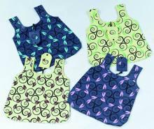 PU reusable shopping bag promotional wholesale(PK-10110)