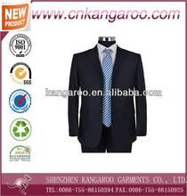 2014 fashion new design cotton men suit