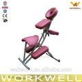 Workwell baratos sexo masaje silla kw-tc008