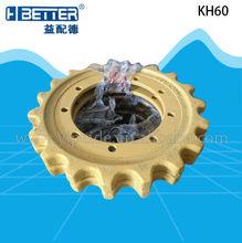 manufacturer heavy duty segment kubota spare parts
