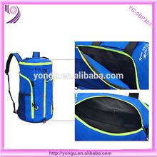 Newest one day travel bag backpack duffle weekend bag sports bag