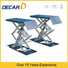 DECAR best quality DK-B32 scissor lift car
