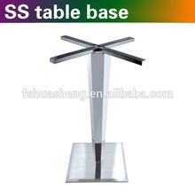 Unique one leg table