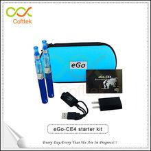 2014 New e cigarette ego ce4 double starter kit,ego ce4 starter kit shopping online websites
