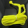 braided fabric cord shoelace earphone