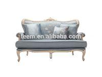 Romantic funriture antique french style sofa Divan