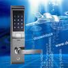 Digital touch screen fingerprint door safe lock