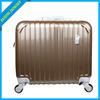 aluminum travel suitcase airplane trolley children makeup set