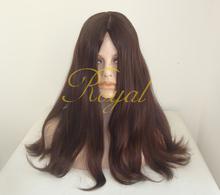 Tangle-free European Quality Virgin Remy Hair jewish wig kosher wigs