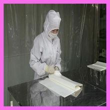 PE resin brow microporous pearl film