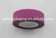 2014 Popular Decorative Glitter Tape