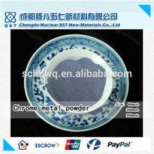 High purity chrome powder metal