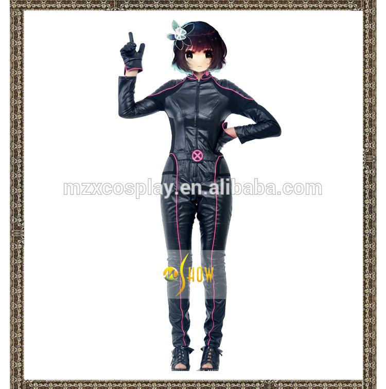 New Movie Character X-Men Kitty Pryde Shadowcat Cosplay Costume Women    X Men Shadowcat Movie