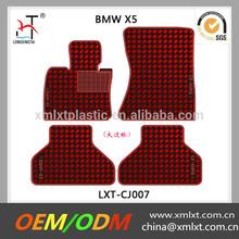 4 pcs custom moulded car mat car carpet for BMW X5 series
