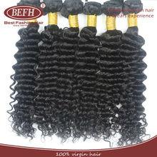 unprocessed Natural black cheap natural curl hair virgin kinky curly hair meche