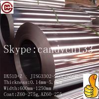 Anti Finger Print Galvanized/GI Steel Coil