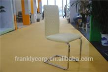 Diamond Soft PU lattice Dining Chairs