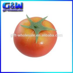 Cheap Plastic Crafts Decorative Artificial Fruits Foam Tomatos Wholesale