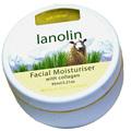 lanolina colágeno crema para la cara