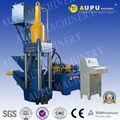 Aupu y83-315 de alta calidad de virutas de hierro del bloque que hace la máquina herramienta