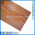 Grano de madera de fibra de cemento