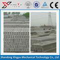 De hormigón de extrusión prefabricado cemento dintel que hace la máquina / pilares / esgrima / 'H' columna / 'T' haz