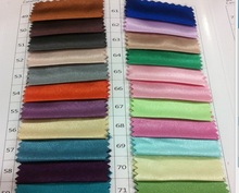 High quality 100% Polyester smooth glossy elastic satin fabric/Strecth satin fabric for sale