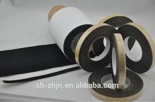 Black acrylic adhesive insulation felt cloth tape for automotive
