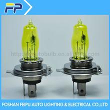 Vision auto lamp hod h4 yellow automotive part