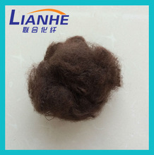 ISO certificated regenerated polyester staple fiber