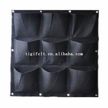 wholesale different size felt planting bag