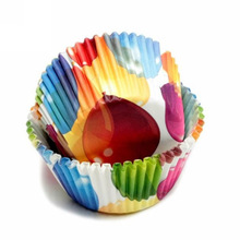 Food Use Cupcakes Cases