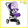 melhor confortável carrinhos china 3 1 em carrinho de bebê grande roda
