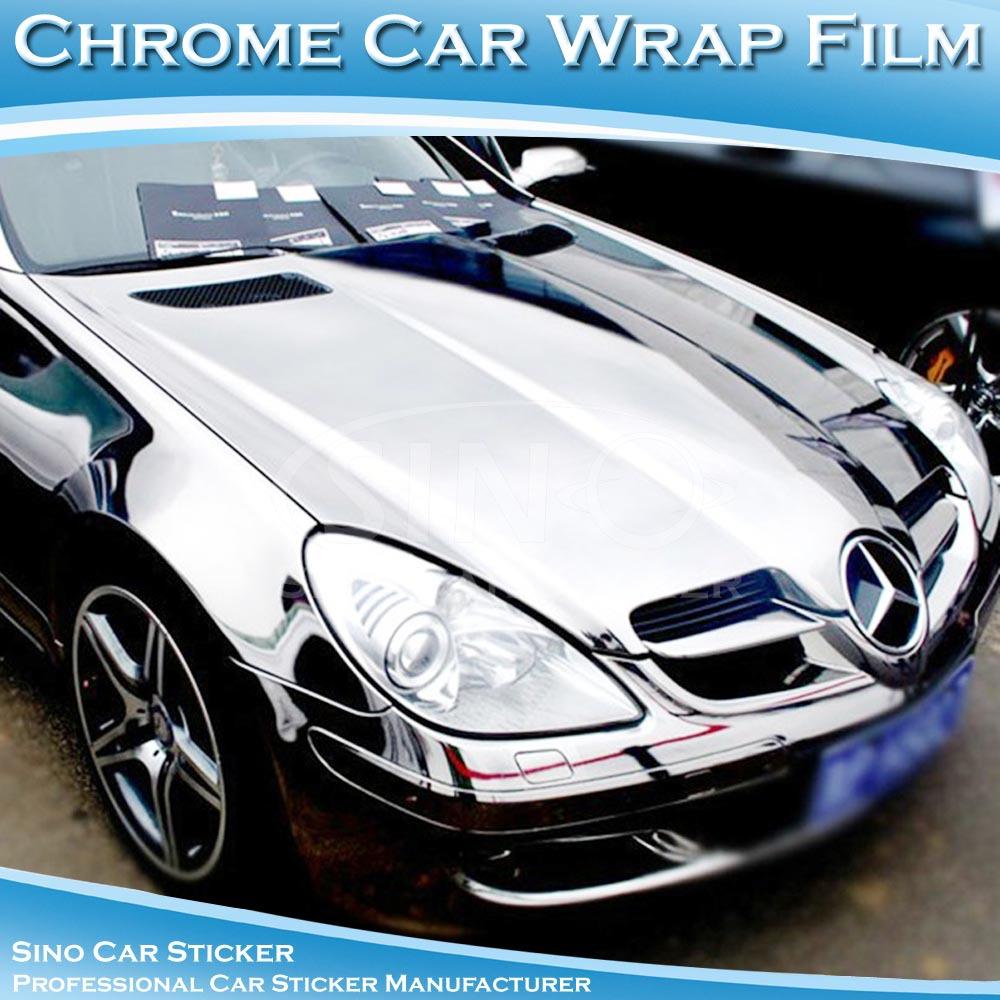 Spiegel Folie Wrap Auto Wrap Pvc Vinyl Folie