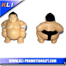 Popular pu foam stress man pu ball PU stress sumo